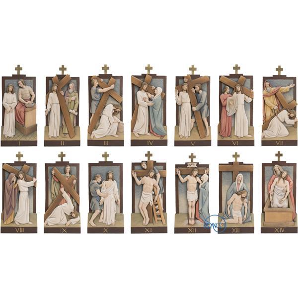 14 Stations of the Cross - COLOR