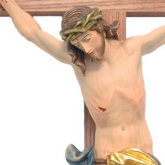 Crucifixes with 4500 Christ's body